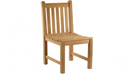 Chaise en teck LOVINA