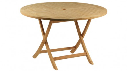 Table en teck MAHE pour 6 personnes