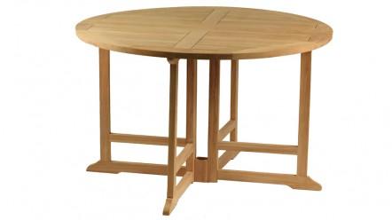 Table teck NOSY BE pour 4 à 6 personnes