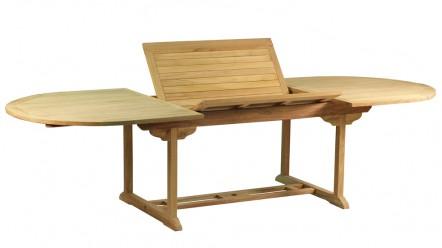 Table en teck BORA BORA pour 10 à 12 personnes