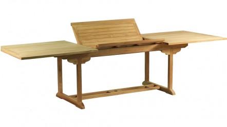 Table en teck PAPEETE pour 10 à 12 personnes
