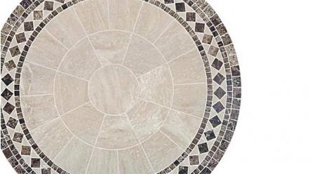 Table en marbre travertin JOY