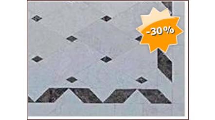 Table en marbre LAURA, Longueur 180 ou 240.0 cm