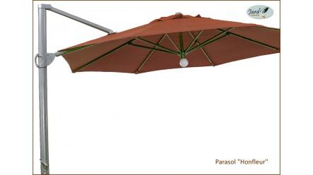 Parasol Aluminium HONFLEUR, D.350cm ou 300x300cm