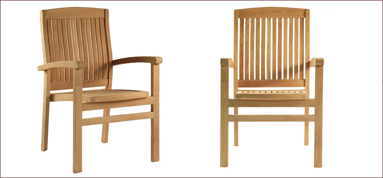 Fauteuil en teck sanur - Nettoyer meuble en bois naturellement ...