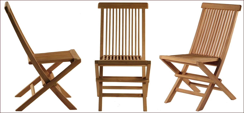 chaise en teck belakang. Black Bedroom Furniture Sets. Home Design Ideas