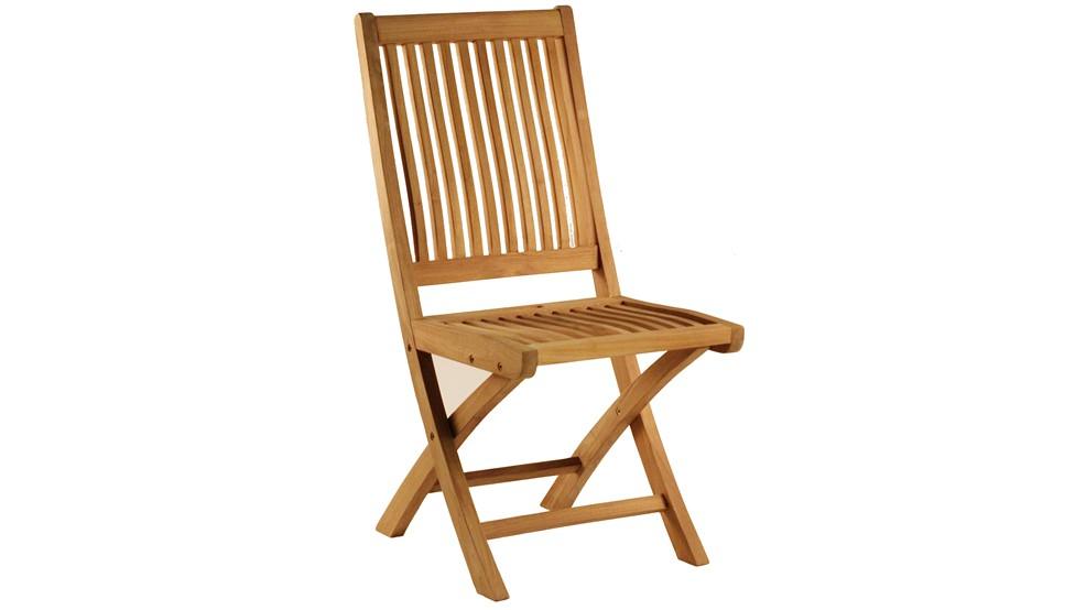 Chaise en teck JIMBARAN, grade A