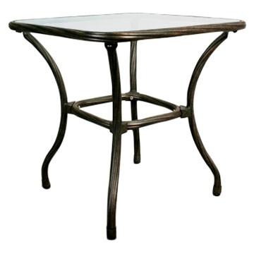 Table d'appoint en aluminium, SEVILLE